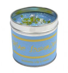 Best Kept Secrets BLUE JASMINE Candle Tin - Seriously Scented! - 50 hr burn time